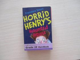 Horrid Henrys Haunted House (Main Readers) 淘气包亨利故事书-闹鬼屋   113