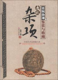 中国艺术品典藏大系(第1辑):古玩杂项鉴赏与收藏
