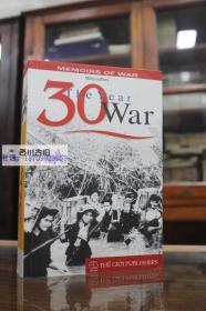 THE 30-YEAR WAR  1945-1975  THIRD EDITION
