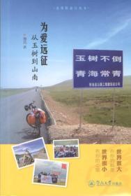 为爱远征 从玉树到山南/私体验旅行丛书