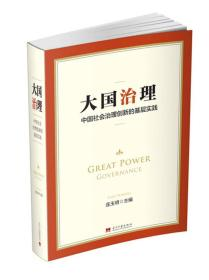 大国治理:中国社会治理创新的基层实践