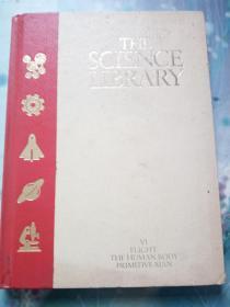 英文原版 the science library 科学图书馆