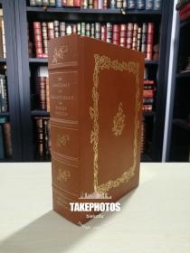 The Anatomy of Melancholy《忧郁的解剖》 Robert Burton 罗伯特·伯顿 1986 年真皮精装 私印限量版 难得的全新品,带有出版社信函,限量编号5424,印刷做工极佳,收藏精品。
