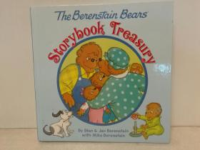 The Berenstain Bears Storybook Treasury (童书)英文原版书