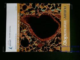 Nature IMMUNOLOGY 2015/01 英文免疫学自然医学杂志