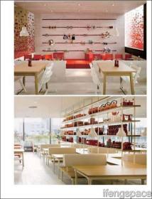 唯美餐厅设计