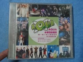 CD-水族馆合唱团【原塑封】
