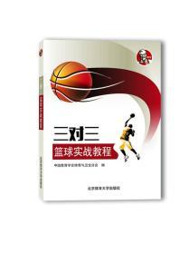 正版图书 三对三篮球实战教程