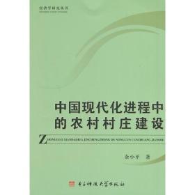 中国现代化进程中的农村村庄建设