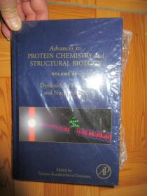 Dynamics of Proteins and Nucleic Acids        【详见图】,硬精装,全新未开封