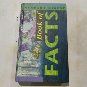 READERS DIGESTBooks of FACTS