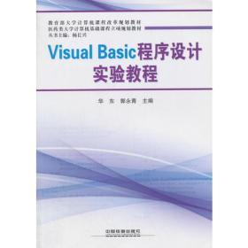 Visual Basic程序設計實驗教程