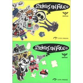Stickers en folie