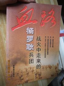 血路:战火中走来的杨罗耿兵团
