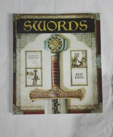 SWORDS (国外刀剑图谱)精装