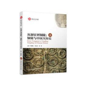铜文化书系:从铜官到铜陵:铜陵与中国大历史