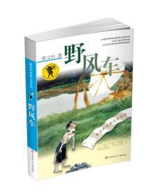 曹文轩纯美小说:野风车 曹文轩 江苏少年儿童出版社 97875346