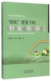 农村发展与新型城镇化建设研究丛书:四化背景下的粮食安全问题研究