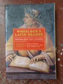 Wheelocks Latin Reader, 2e: Selections from Latin Literature (The Wheelocks Latin Series)