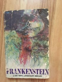 FRANKENSTEIN MARY WOLLSTONECRAFT SHELLEY 1967