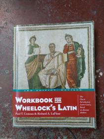 Workbook for Wheelocks Latin:增订本