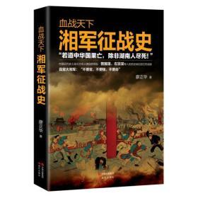 血战天下(湘军征战史)