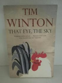 蒂姆·温顿 Tim Winton :That Eye , The Sky (澳大利亚) 英文原版书