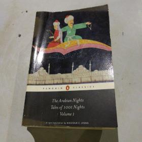 the Arabian Nights Tales of 1001Nights Volume 1