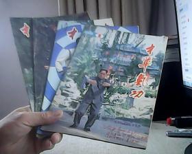 中华气功1985年第1-4期