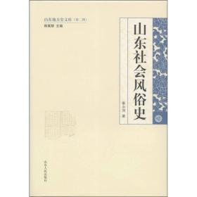 【非二手 按此标题为准】山东地方史文库(第二辑)全9册