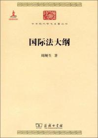 国际法大纲
