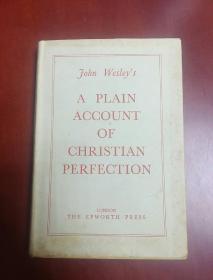 基督教完美的简明叙述、(32开精装全英文)