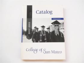 Catalog-College of San Mateo   2011-2012