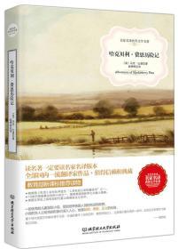 GL-QS名家名译世界文学名著:哈克贝利·费恩历险记