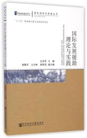 国际发展援助理论与实践/国际减贫与发展丛书