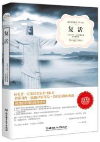 复活(名家名译世界文学名著-教育部新课标推荐读物)