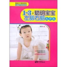 1-3岁聪明宝宝左脑右脑大开发