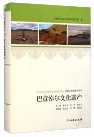 内蒙古文化遗产丛书:巴彦淖尔文化遗产