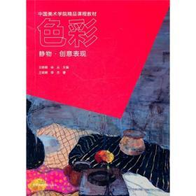 色彩:静物·创意表现 王晓明、谷丛  人民出版社 9787550300378