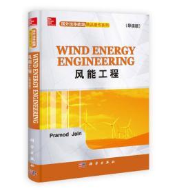 国外洁净能源精品著作系列:风能工程(导读版)
