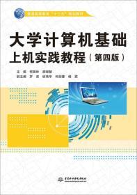 大學計算機基礎上機實踐教程(第四版)