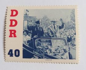 外国邮票联邦德国邮票
