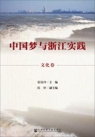 文化卷-中国梦与浙江实践