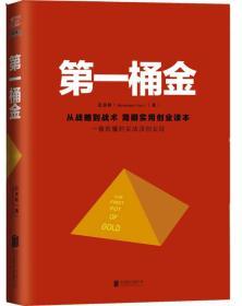 第一桶金 从战略到战术 简明实用创业读本  K20