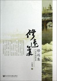 修远集:门洪华调研录