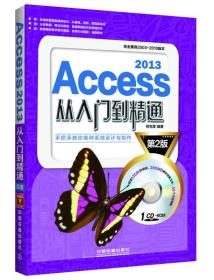 Access 2013从入门到精通(第2版)