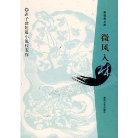 微风入林——布老虎短篇小说 迟子建 春风文艺出版社 9787531