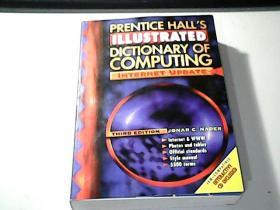 DICTIONARY OF COMPUTING(外文原版 第四版 带光盘)