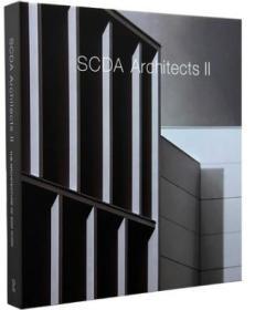现货 SCDA Architects 2: The Master Architect Series 2本/套