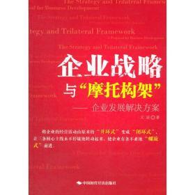 """企业战略与""""摩托构架"""" : 企业发展解决方案"""